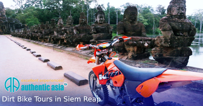 dirt bike tours in Siem Reap