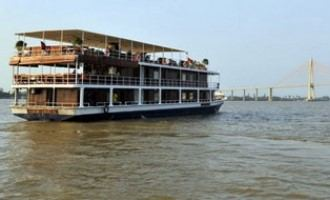Siem Reap to Saigon 8 days luxury cruise