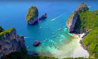 Vietnam Cambodia Thailand highlights & beaches
